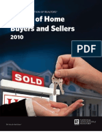 2010 NAR Profile Buyers Sellers