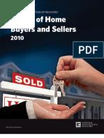 2010 NAR Profile Buyers Sellers