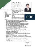 Formulir Pendaftaran Atak Dan Diang 2017