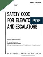 ASME A17.1- Safety code for elevator & escalators.pdf