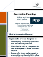 9 Box Model -Succession Plng