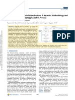 Process Retrofitting via Intensification a Heuristic Methodology and Its Application to Isopropyl Alcohol Procedures