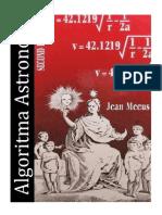 Astronomical Algoritm 1
