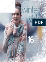 RedHeart Winter Style Look Book