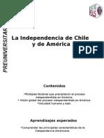 Clase  9 HISTORIA de CHILE