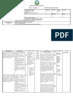 Planificacion Unidad 1 Orientacion Primero Medio