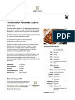 Chefkoch.de Rezept_ Toskanischer Hähnchen-Auflauf