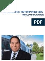 1.1 Pros and Cons of Entrepreneurship Vs