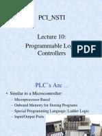Lecture Plc