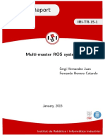 1607 Multi Master ROS Systems