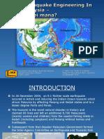 Earthquake Engineering in Malaysia - JKR_Ir Azudin
