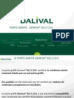 Présentation G11 _ LE PORTE-GREFFE_