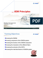 01 DWDM Principle