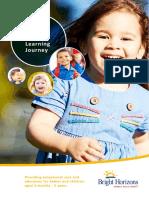 Bright Horizons Brochure England