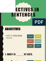 ADJECTIVES IN SENTENCES.pptx