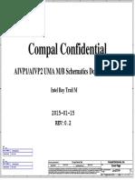 Compal LA_C771P Rev 1 Schematic