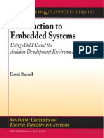 (Synthesis Lectures on Digital Circuits and Systems) David Russell, Mitchell Thornton - Introduction to Embedded Systems_ Using ANSI C and the Arduino Development Environment-Morgan and Claypool Publi.pdf