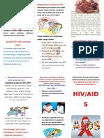 282375397 Leaflet HIV AIDS Doc