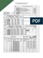 Planilha de Dados Do Laboratório