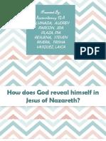How Did God Reveal Himself