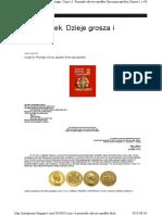 Jerzy Jarek. Dzieje grosza i złotego Część 6. Pieniądz okresu upadku Rzeczypospolitej.pdf