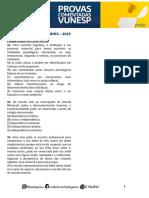 VUNESP - Valinhos 2019