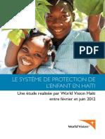 Le Systeme de Protection de Le Enfant in Haiti