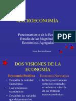 Clase Magistral Entorno Economico