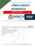[Direção Concursos] Revisão_TRF4_Raciocínio Lógico_Prof Arthur Lima