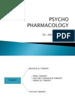 Psikofarmakologi dalam obat-obatan psikiatri