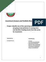 IAPM Group10 Report
