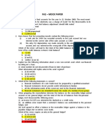 FA2 - Mock paper.docx