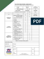 CSCFO PNP Checklist Form 1