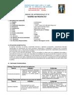 Unidad de Aprendizaje 01 EPT 3RO C