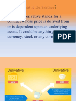 What is Derivative