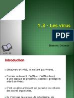 1.3 – Les virus