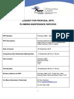 RFP - Plumbing Maintenance Services.pdf