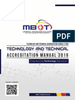 Manual Akreditasi Teknologi Dan Teknikal Mbot 2019 v2.0