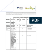 Modelo de educación Ambiental para la conservación de la Biodiversidad
