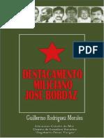 Destacamento Jose Bordaz