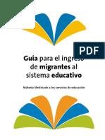 Guia Ingreso Migrantes Ambito-educativo-uy