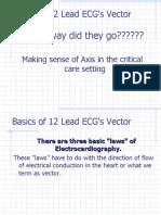 Vector Basics of 12 Lead ECG's1.1