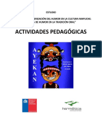 actividades pedagogicas