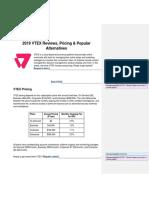 2019 VTEX Reviews Pricing Popular Alternatives