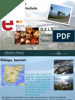 Spanisch DELE Prüfungskurs   Vorbereitungskurs für die D.E.L.E Kurs   Spanisch sprachkurs in Malaga