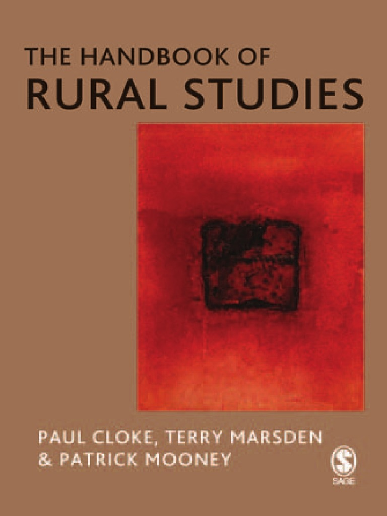 Blé De L Espérance Comment Planter the handbook of rural studies | interdisciplinarity | social
