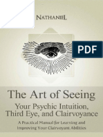 Nathaniel the Art of Seeing - Your Psychic Intuition