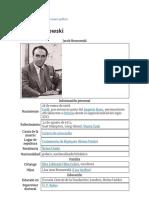 Jacob Bronowski - Wikipedia, La Enciclopedia Libre