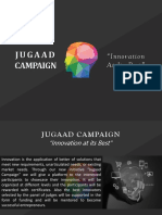 Jugaad Campaign - IMS