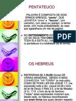 APRESENTAÇÃO - Pentateuco